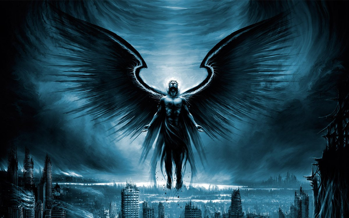 Archangle Lucifer - Spiritual Article by Tim Doyle