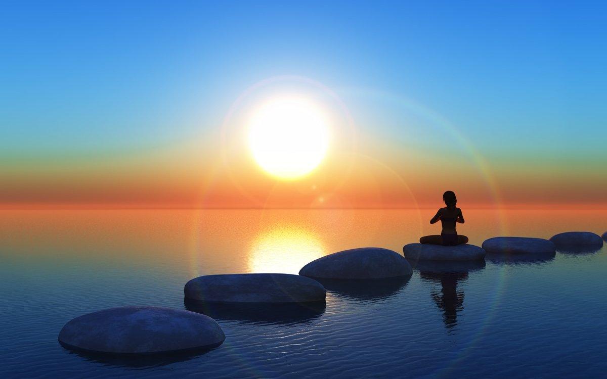 creative guided meditations